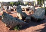 coral castle chairs
