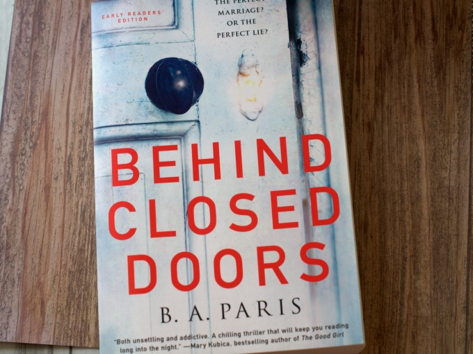 Get Thrilled with Behind Closed Doors   Book Review behind closed doors book