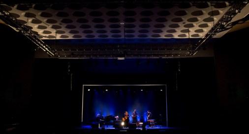 De La Warr Pavilion, Bexhill-On-Sea photo by Rebecca Kemp