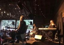Pitchfork Social, Salt Spring Island, BC, Canada 11 July 2018