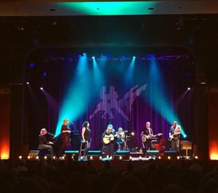 Franklin Theatre album release show, Franklin, TN 21 July 2018