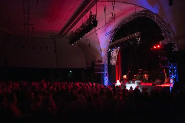 Worthing Pavilion, 3 June 2018 photo by Rebecca Kemp