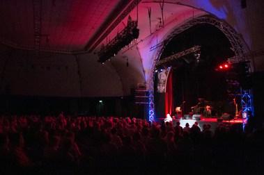 Worthing Pavilion, 3 June 2018 photo by Rebecca Kemp