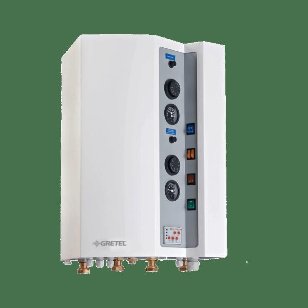 CHAUDIERE ELECTRIQUE POUR PLANCHER CHAUFFANT ET RADIATEURS-BIZON