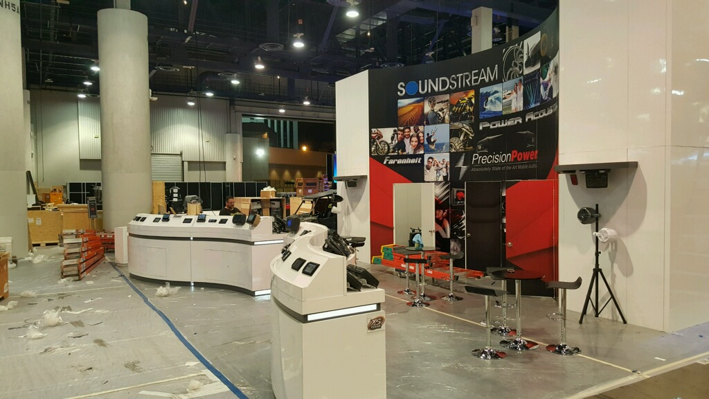 Greve Co The Custom Trade Show Booth And Exhibit