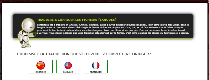correction traduction ghstools