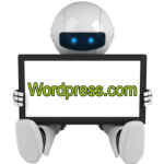 robot wordpress.com