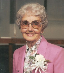 !OBIT Evelyn Sparks