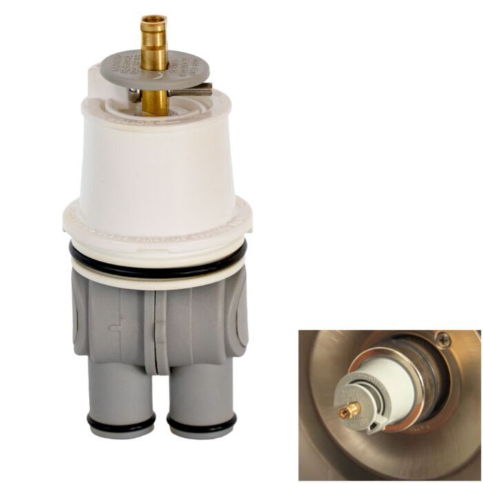 flowrite replacement rp46074 cartridge assembly for delta faucets multichoice 13 14 series