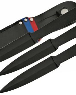 3 PIECE 7″ THROWING KNIFE SET