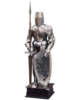 Spanish Jousting Suit of Armor of the 16th century by Marto of Toledo Spain