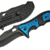 Blue Pocket Knife