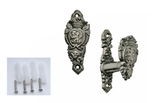 3″ RAMPANT LION SWORD HANGER