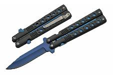 4.5″ FLY FOLDING KNIFE WITH LINER LOCK – SPRING ASSIST