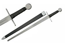 40″ MEDIEVAL BATTLE READY SWORD