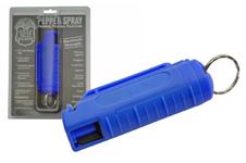 HARD SHELL 1/2 OZ BLUE PEPPER SPRAY