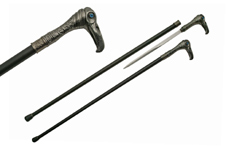 35.5″ BIRD SWORD CANE