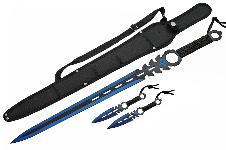 26″ MONSTER SWORD (BLUE)