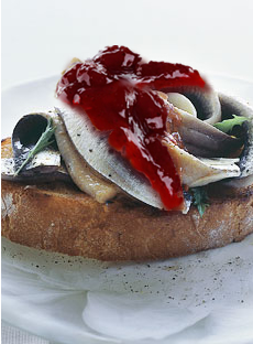 Jam and Sardines
