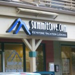 SummitCove.Com channel letter sign