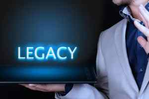 make your company a legacy neon sign for your business
