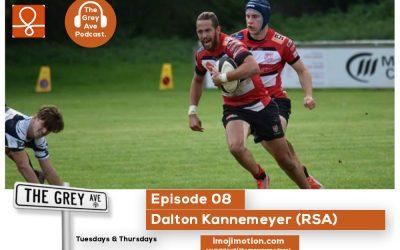 EP 08 Dalton Kannemeyer (RSA)