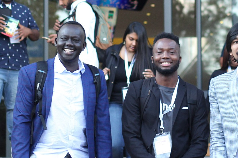 #78 NHIAL MAJOK – SOLVING AFRICA'S PROBLEMS WITH BLOCKCHAIN