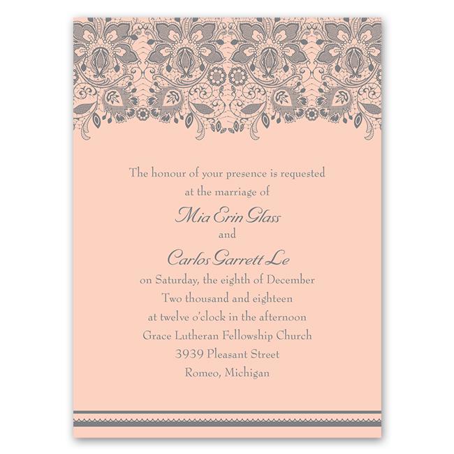 Save The Dates Wedding Invitations