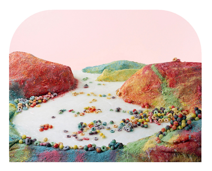 Fruit Loops Landscape