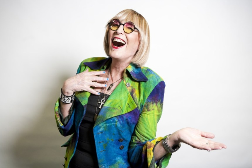 Writer and performance artist, Kate Bornstein