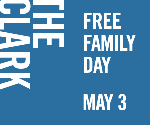 The Clark - Free Family Day, May 3
