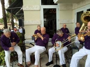 Williams Reunion Jazz Band; photo courtesy Robert Kingsbury