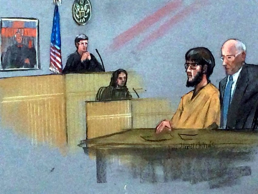 United States v. Ciccolo currently hinges on a firearms violation but more charges are expected to be filed; image courtesy iBershires,com