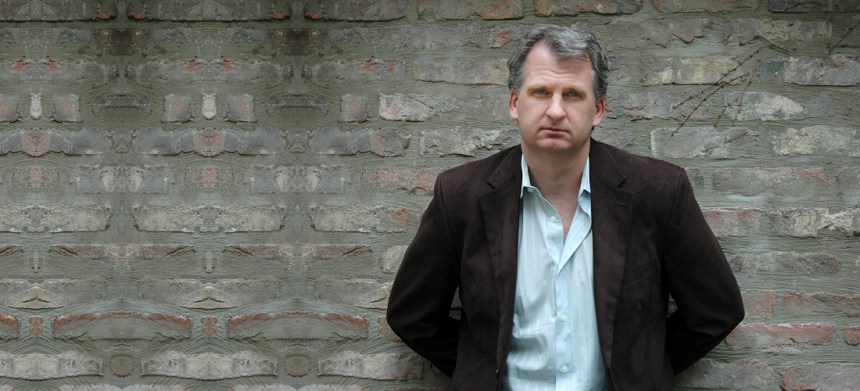 """Timothy Snyder, Housum Professor of History at Yale, and author of """"Black Earth: The Holocaust as History and Warning;"""" the link between scarcity and Genocide (photo by Ine Gundersveen, courtesy timothysnyder.org)"""