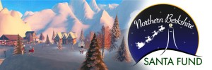 """""""Santa's Workshop & Winter Wonderland,"""" used in this mashup, by Daniel Voyager, (CC BY 2.0)"""
