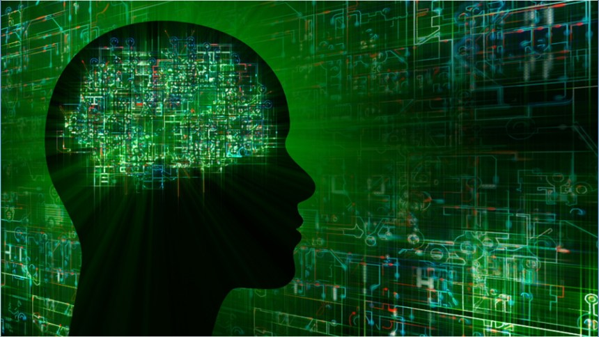 The neural-computer interface already exists. Privacy law is not only not keeping ahead of the science, it's not even part of the public discussion. Photo courtesy DARPA