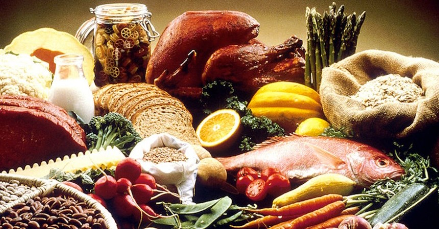 Are you eating healthy and getting your recommended daily servings of artificial, yet convincing, foods?