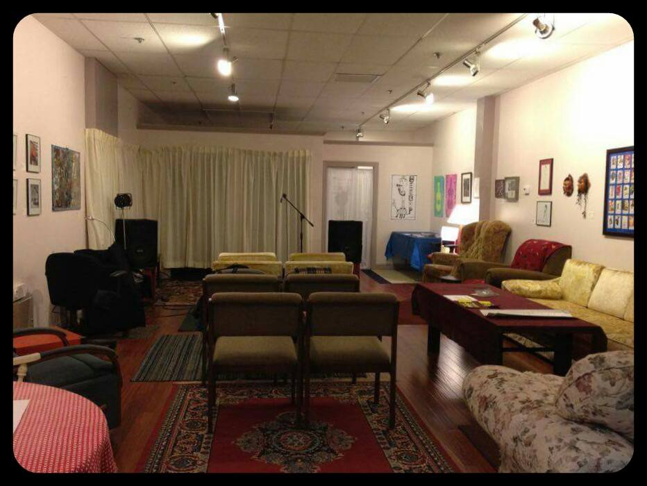 The BOOM Room's new digs at North Street, Pittsfield, Mass. (submitted photo).