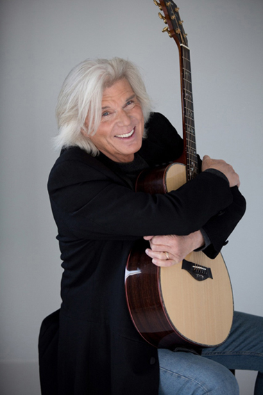 Lenox musician and entertainer John Davidson will be on hand at the grand reopening to perform some of his original songs (submitted photo)..