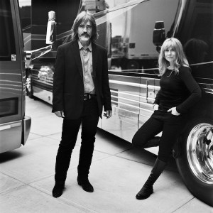 """Larry Campbell and Teresa Williams, with """"Did You Love Me At All,"""" off their self-titled debut release"""