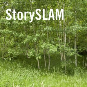 The Clark Art Institute, in conjunction with Pastor Mark Longhurst of the First Congregational Church of Williamstown, presents StorySLAM on Friday, July 28. The event, free and open to the public, celebrates the Clark's exhibition, As In Nature: Helen Frankenthaler Paintings open July 1- September 24, 2017. The luminous, large-scale canvases in the exhibition emphasize nature as the artist's long-standing inspiration. Members of the Williamstown community and beyond are invited to hear and tell stories that center around the theme of nature. Have you ever had a profound or unexpected experience in nature? How has the natural world opened your eyes or changed your perspective? StorySLAM is hosted on the Moltz Terrace at the Lunder Center at Stone Hill which offers extraordinary views of the Berkshires and the Green Mountains. On the evening of the event, names of those interested in sharing stories are chosen at random, and those selected are invited to tell a five-minute story. A panel of judges provides feedback and prizes are awarded. The rules: Live. True. First person. No notes. No net.