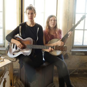 Anna & Elizabeth gathered and interpreted 16 traditional songs for their 2015 eponymous release.