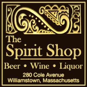 The Spirit Shop, 280 Cole Avenue, Williamstown, Massachusetts.