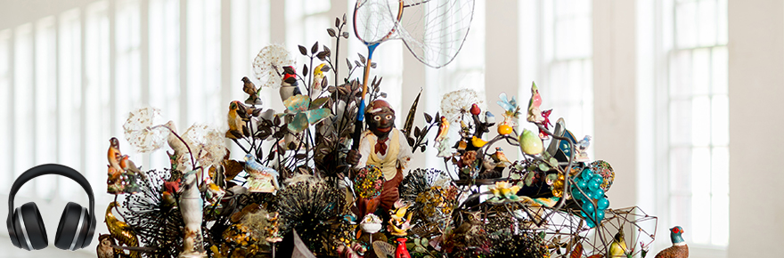"Nick Cave's ""UNTIL"" will be on display at MASS MoCA until September 4, 2017."