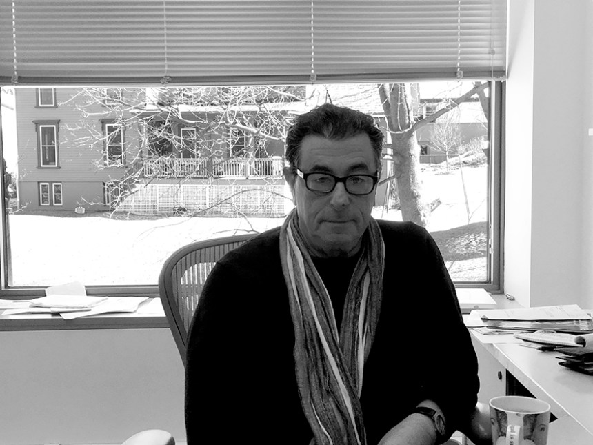 David Eppel, professor of theatre at Williams College; photo by Jason Velázquez.