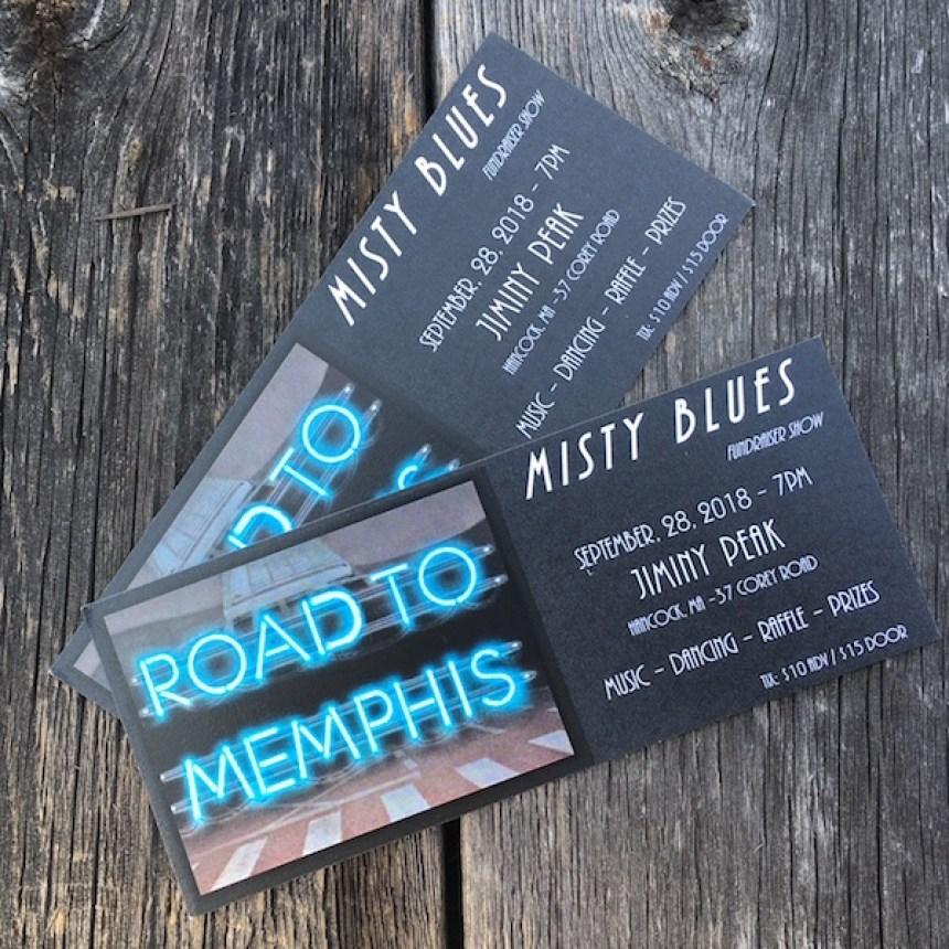 Misty Blues play Jiminy Peak September 28, 2018