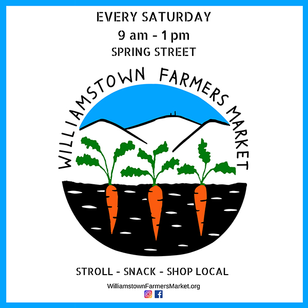The Williamstown Farmers Market logo