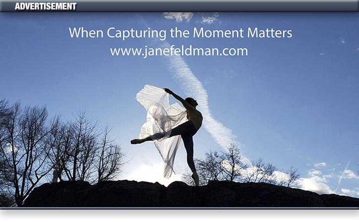 Advertisement: Jane Feldman Photography
