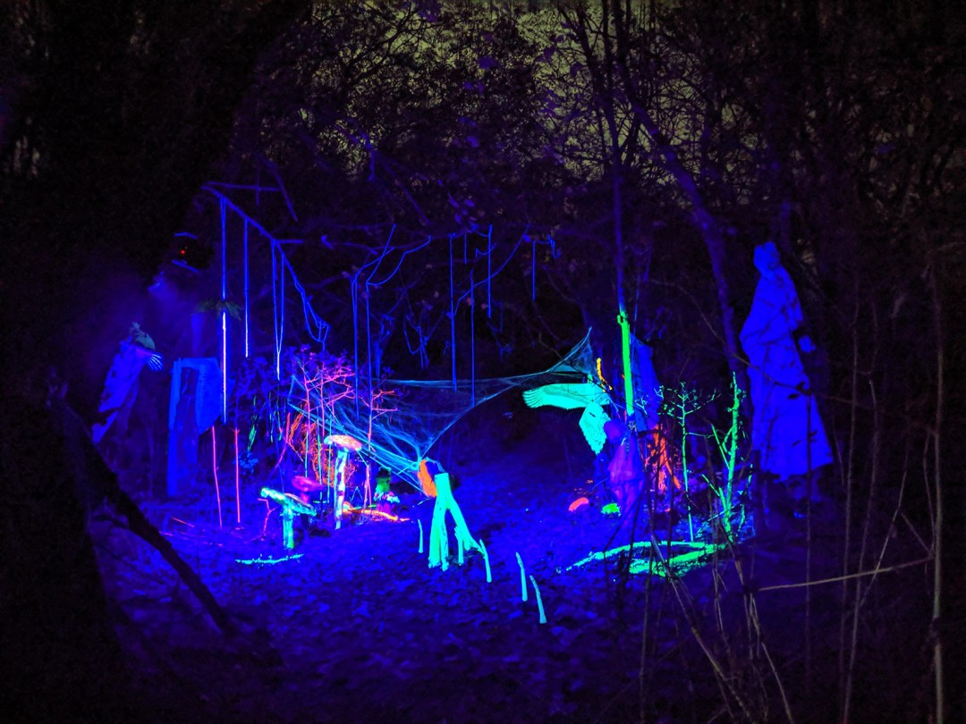 Weekend Pick: The Haunt, Columbia County's newest spookfest; photo by Robin Catalano.