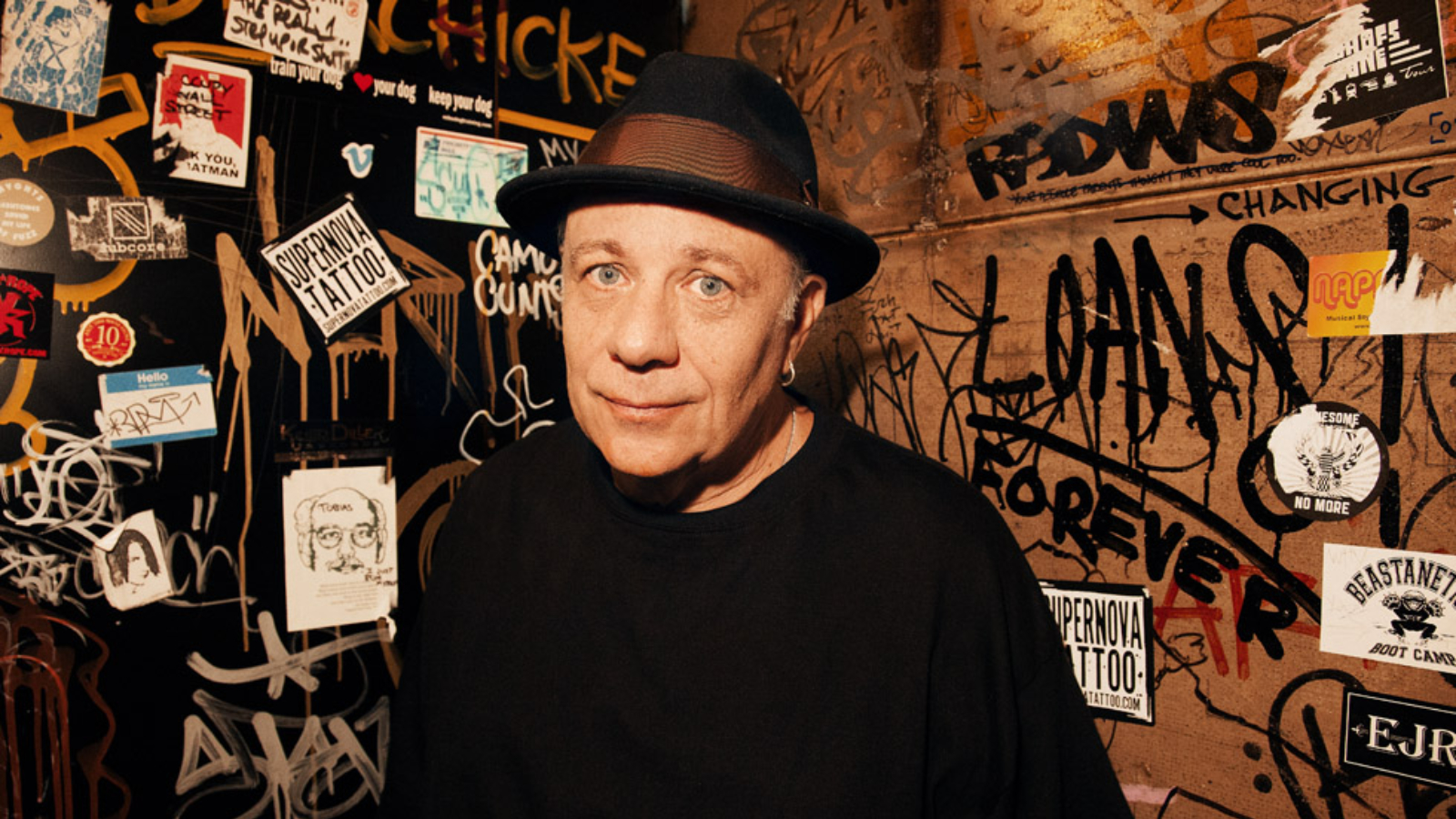 Photo of Eddie Pepitone at the Brooklyn Bell House; submitted photo.